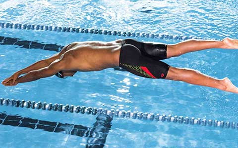 Shop Mens Training Swimwear