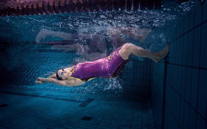 Kaufen Damen Wettkampf Bademode