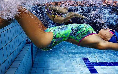 Shop Womens Training Swimwear