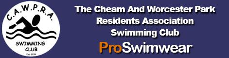 Cheam and Worcester Park Residents Association Swimming Club