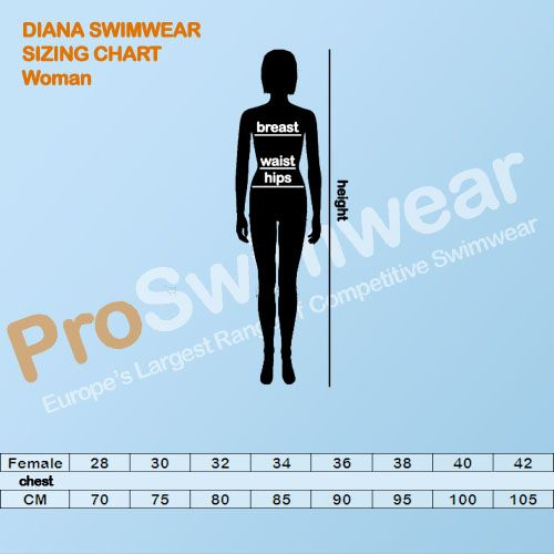 Diana Submarine Women's