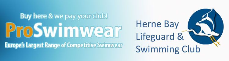 Herne Bay Lifeguard And Swimming Club At Proswimwear