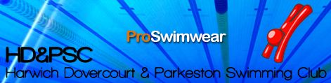 Harwich Dovercourt & Parkeston Swimming Club