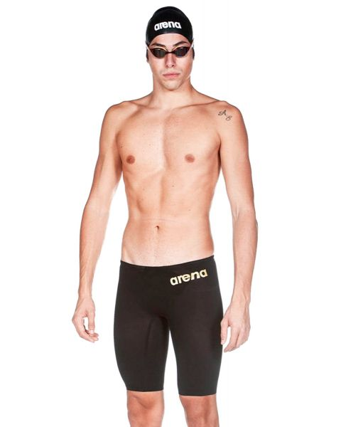 Arena Carbon Air² Jammer - Black / Gold