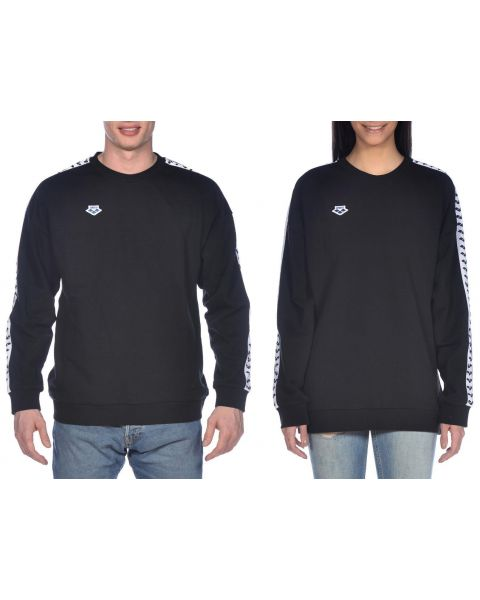 Arena  Team Sweatshirt - Zwart