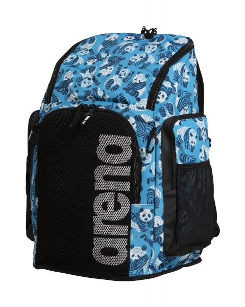 Arena Limited Edition Team Allover 45L Backpack - Pandas