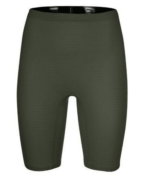 Arena Women's Carbon Duo Jammer - Army Green
