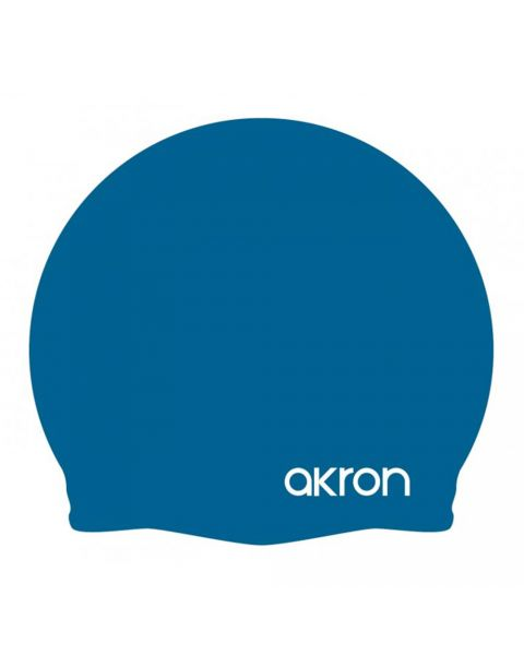 Akron Silicone Cap - Royal Blue