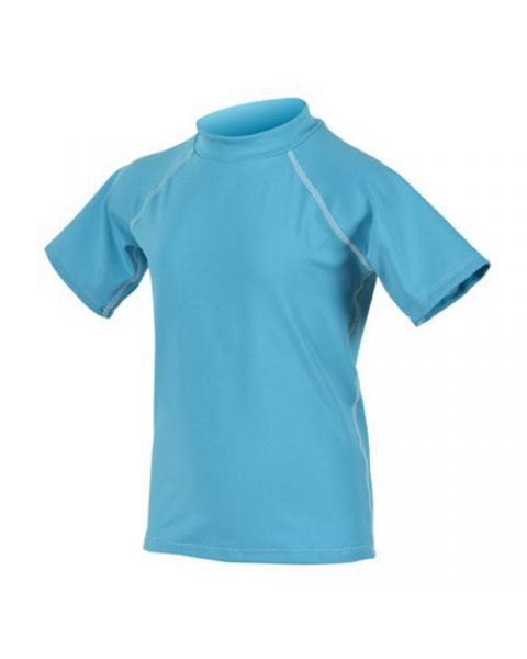 Dolfin Junior Rashguards - Turquoise