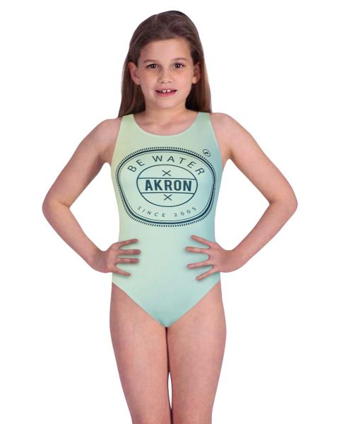 Akron Girl's Inez Swimsuit