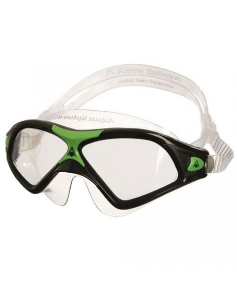 Aqua Sphere Seal XP 2 Goggles Black/Green Clear