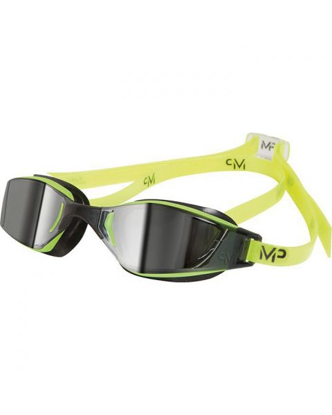 MP Michael Phelps XCEED Mirror Yellow/Black