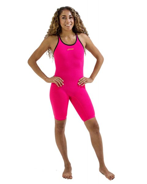 Finis Fuse Tech Knee Suit - Hot Pink