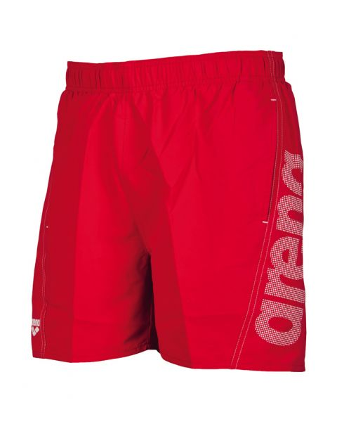 Arena Fundamentals Logo Boxer - Red / White