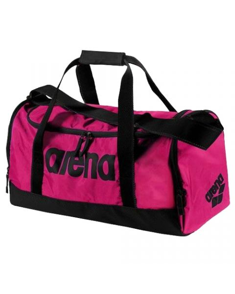 Arena Spikey 2 Medium Holdall Black / Fuchsia