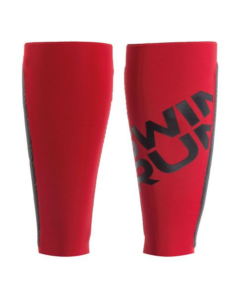 Head Swimrun Aircell Calves - Black/Red