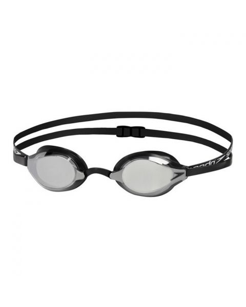 Speedo Fastskin Speedsocket 2 Mirrored Goggles Black