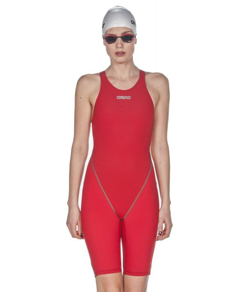 Arena Powerskin ST 2.0 Kneesuit - Scuro Rosso