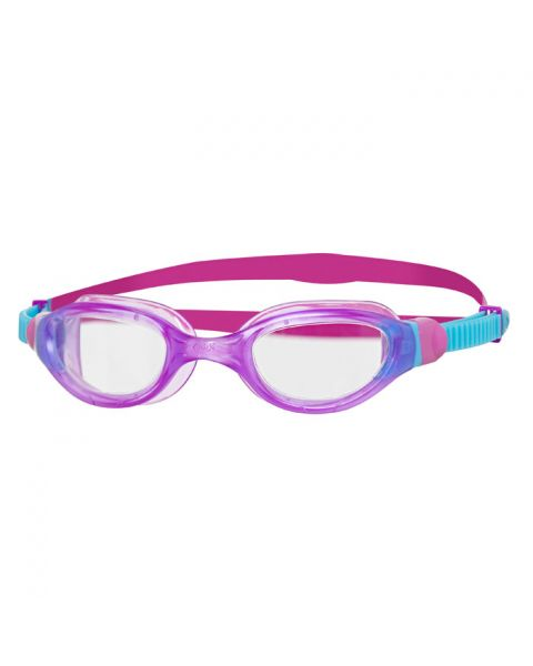Zoggs Phantom 2.0 Junior - Purple / Blue / Clear