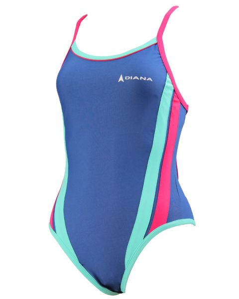 Diana Alexa Swimsuit Blue - Girls
