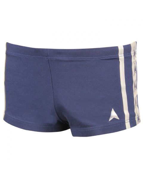 Diana Boys Isaia Swim Shorts - Navy Front