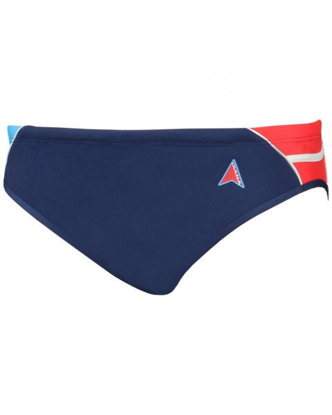 Diana Fransisko Mens Swim Briefs - Navy Blue
