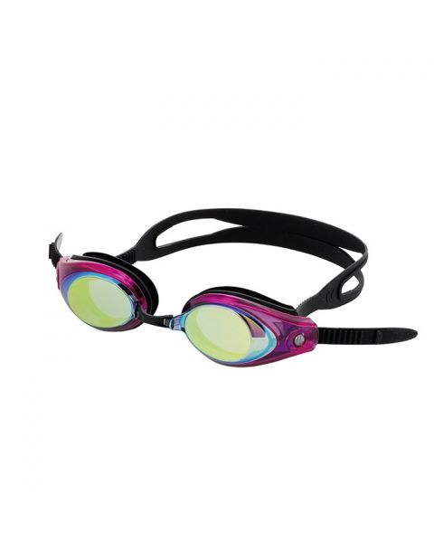 Aquafeel Stream Mirrored Goggles - Red