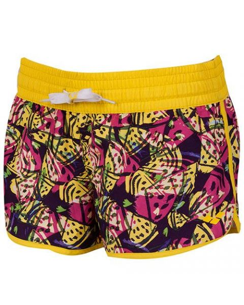 Arena Fruits Short Yellow/Black