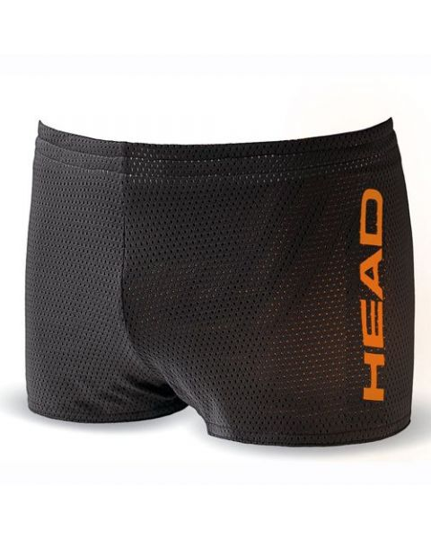 Head Double Power Drag Suit Shorts Black/Orange