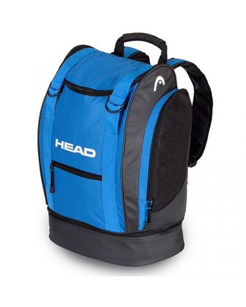 Head Tour Back Pack 40 Black/Light Blue