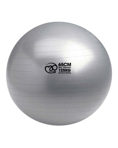 Fitness Mad Anti-Burst 65cm Swiss Ball - 125kg
