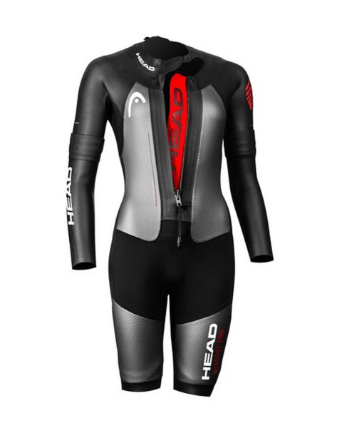 Head Damen SwimRun MyBoost Pro Neoprenanzüge
