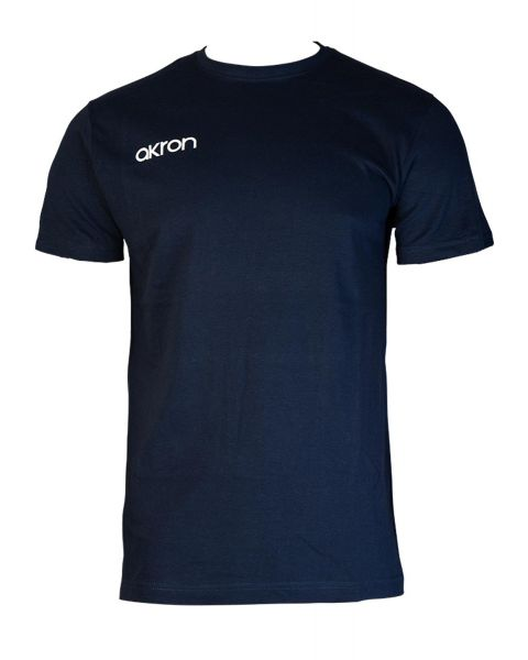 Akron Lena Cotton T-shirt - Navy Blue