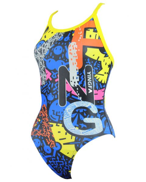 Yingfa Womens Y963-2 Swimsuit