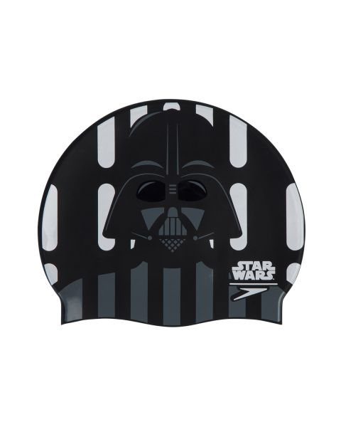 Speedo Star Wars Print Cap Darth Vader - Black / Grey