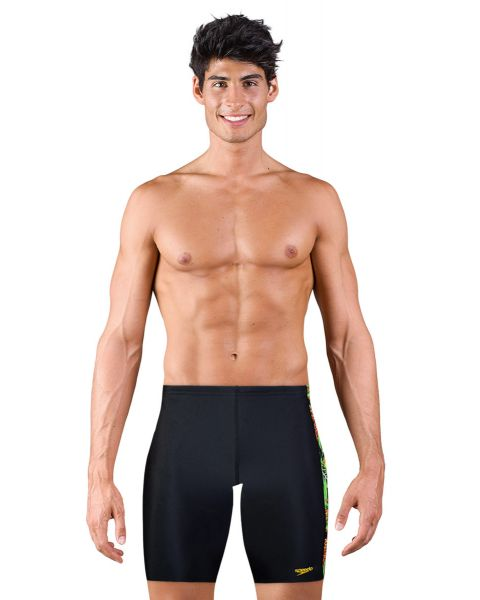 Speedo Mens JungleRoar Panel Jammer