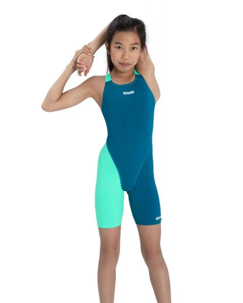 Speedo Для Деочевк Fastskin Junior Endurance+ Гидрокостюм - Cиний
