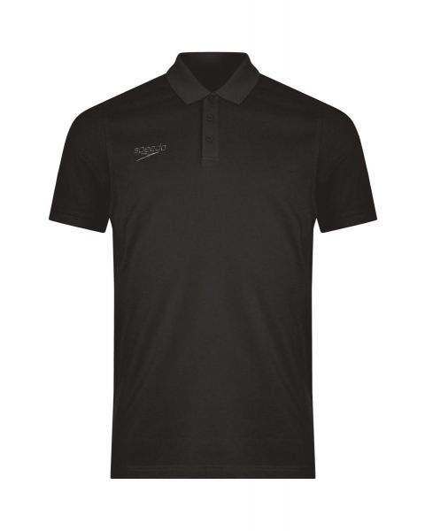 Speedo Team Kit Polo - Nero