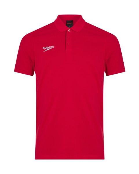 Speedo Team Kit Polo - Rojo