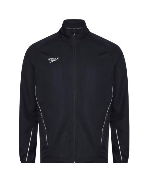 Speedo Team Kit Track Jacket - Black