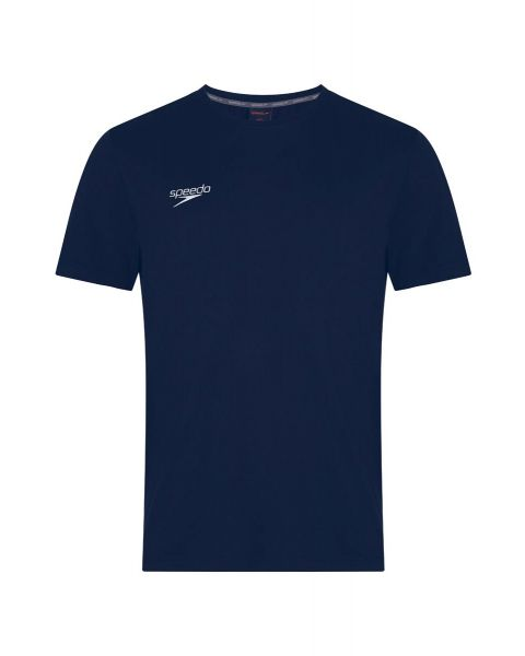 Speedo Team Kit Small Logo T-Shirt - Navy
