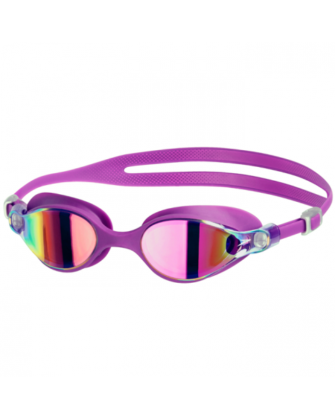 Speedo Virtue Mirror Female Goggles Purple Vibe/Pink