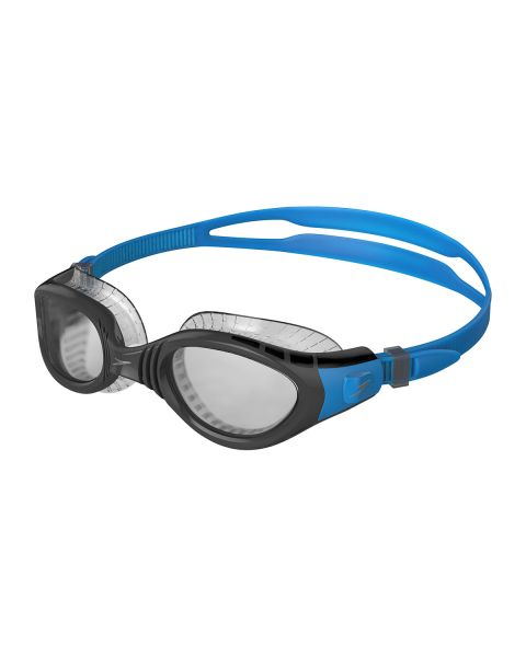 Speedo Futura Biofuse Flexiseal Goggeles - Pool / Dark Grey