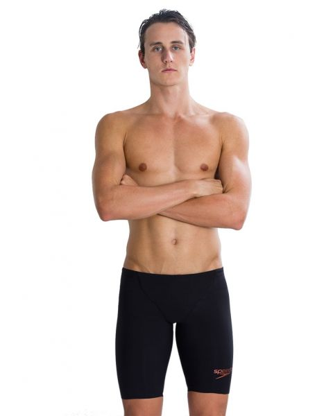 Speedo Fastskin LZR Racer Element Jammer - Black / Copper