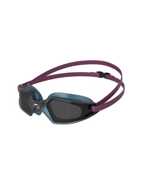 Speedo Hydropulse Goggles - Deep Plum / Smoke