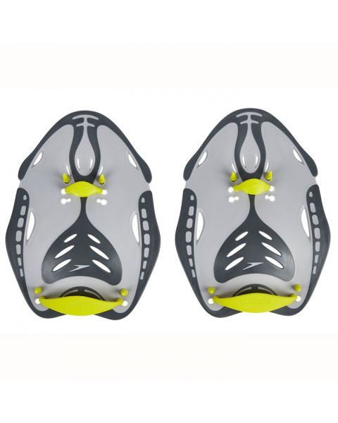 Speedo Power Paddle - Grey / Green