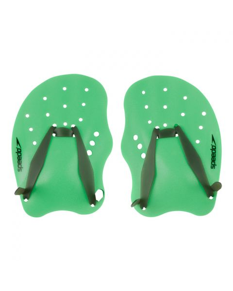 Speedo Tech Paddles - Green