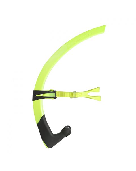 MP Junior Focus Snorkel Neon/Black