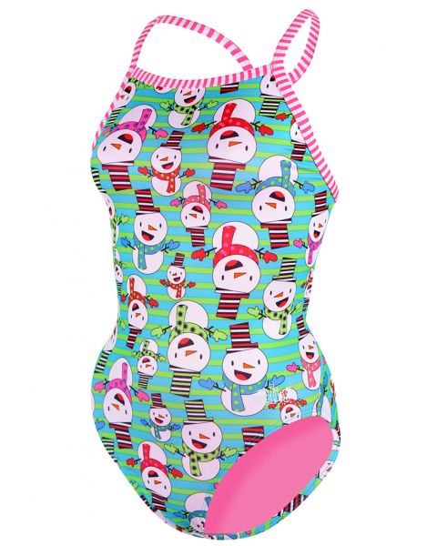 Dolfin Uglies Snow What Fun Swimsuit - Toddlers