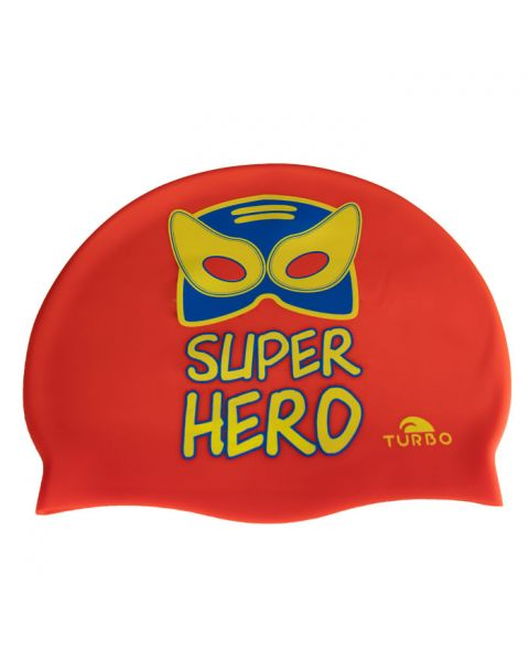 Turbo Super Hero Silikon Hette